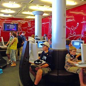 Интернет-кафе Красных Четаев