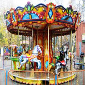 Парки культуры и отдыха Красных Четаев