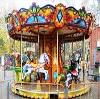Парки культуры и отдыха в Красных Четаях