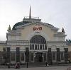 Железнодорожные вокзалы в Красных Четаях