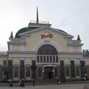 Железнодорожные вокзалы Красных Четаев